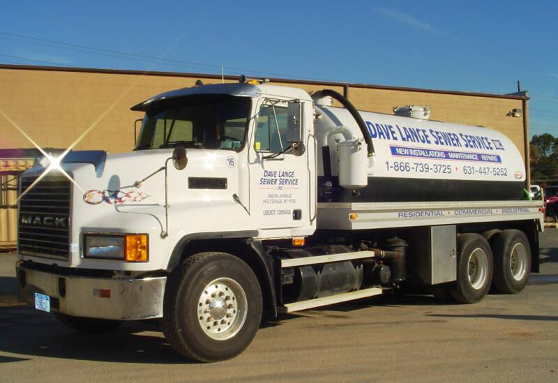 Commercial Septic Tank, Grease Trap Cleaning, and Cesspool Pumping