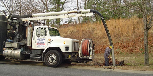 Industrial Vacuum Loader Services (Vactor Services)