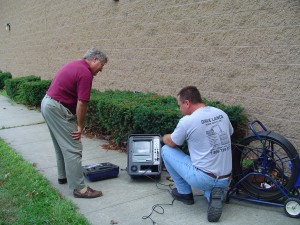 Video Inspection for Cesspool and Sewer Lines